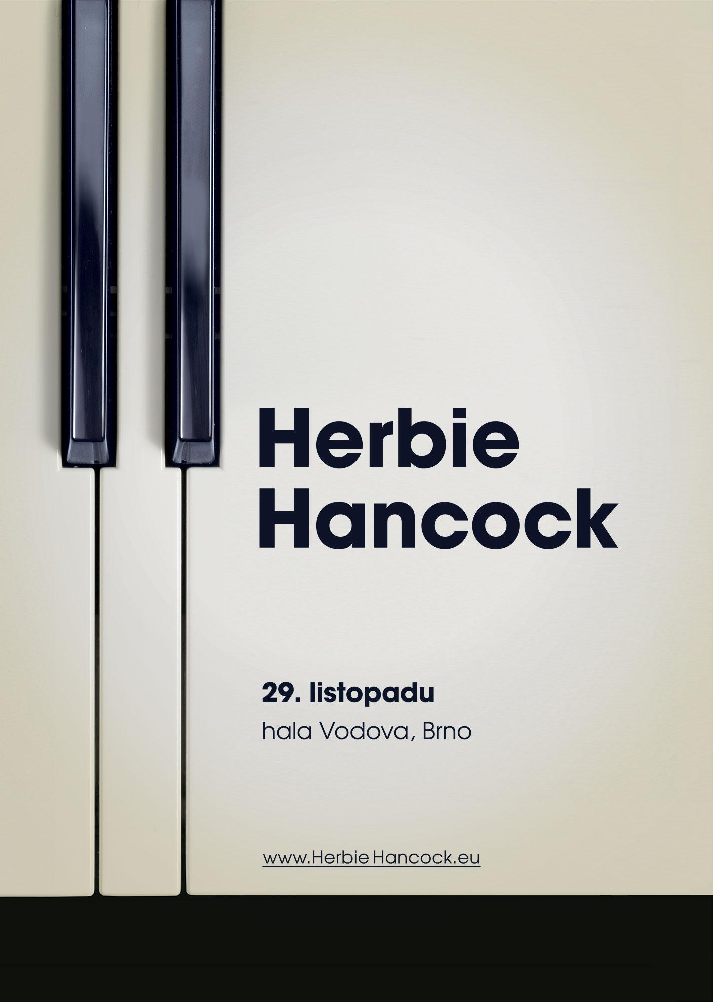 Herbie Hancock - Brno 2014
