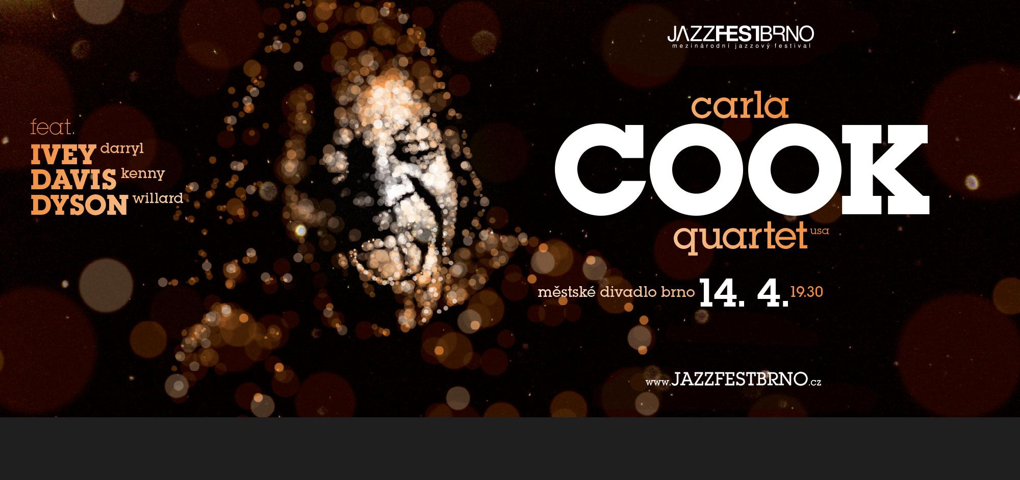 JazzFestBrno 2011 – Carla Cook