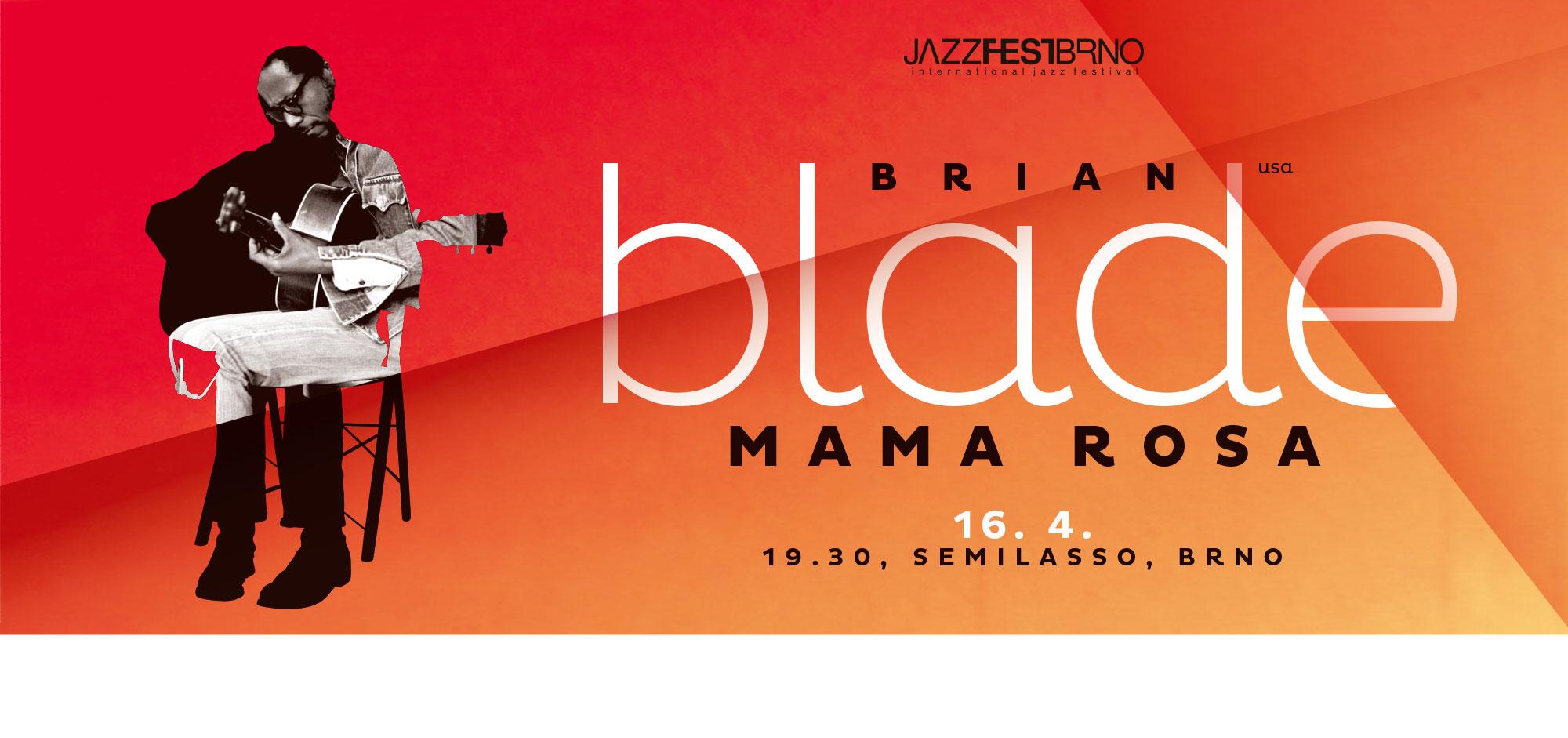 JazzFestBrno 2012 – Brian Blade
