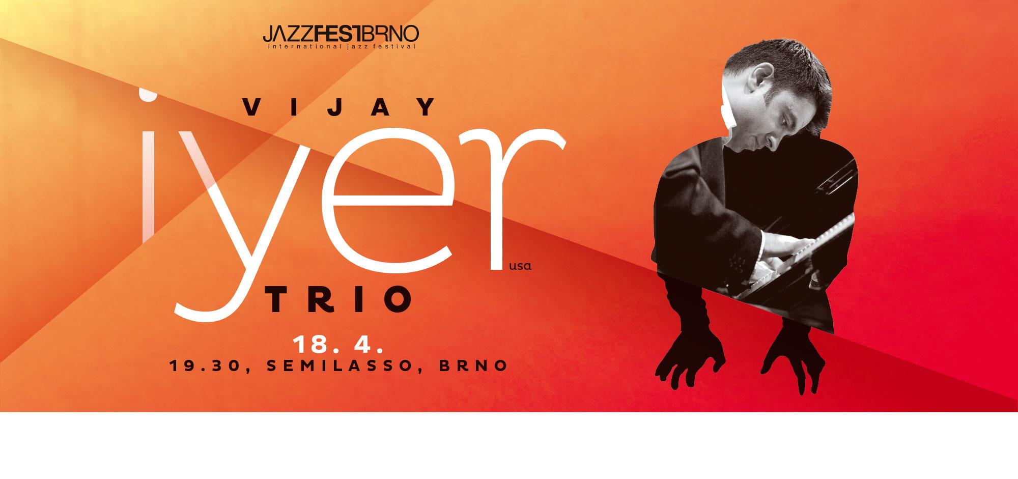 JazzFestBrno 2012 – Vijay Iyer