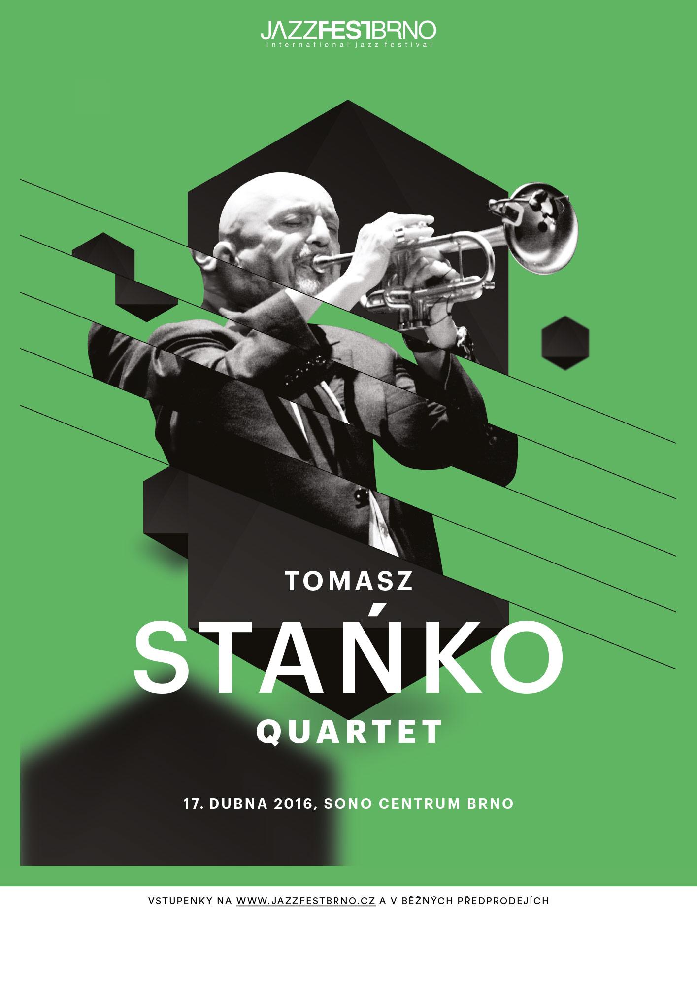Jazzfestbrno 2016 - Tomasz Stańko Quartet