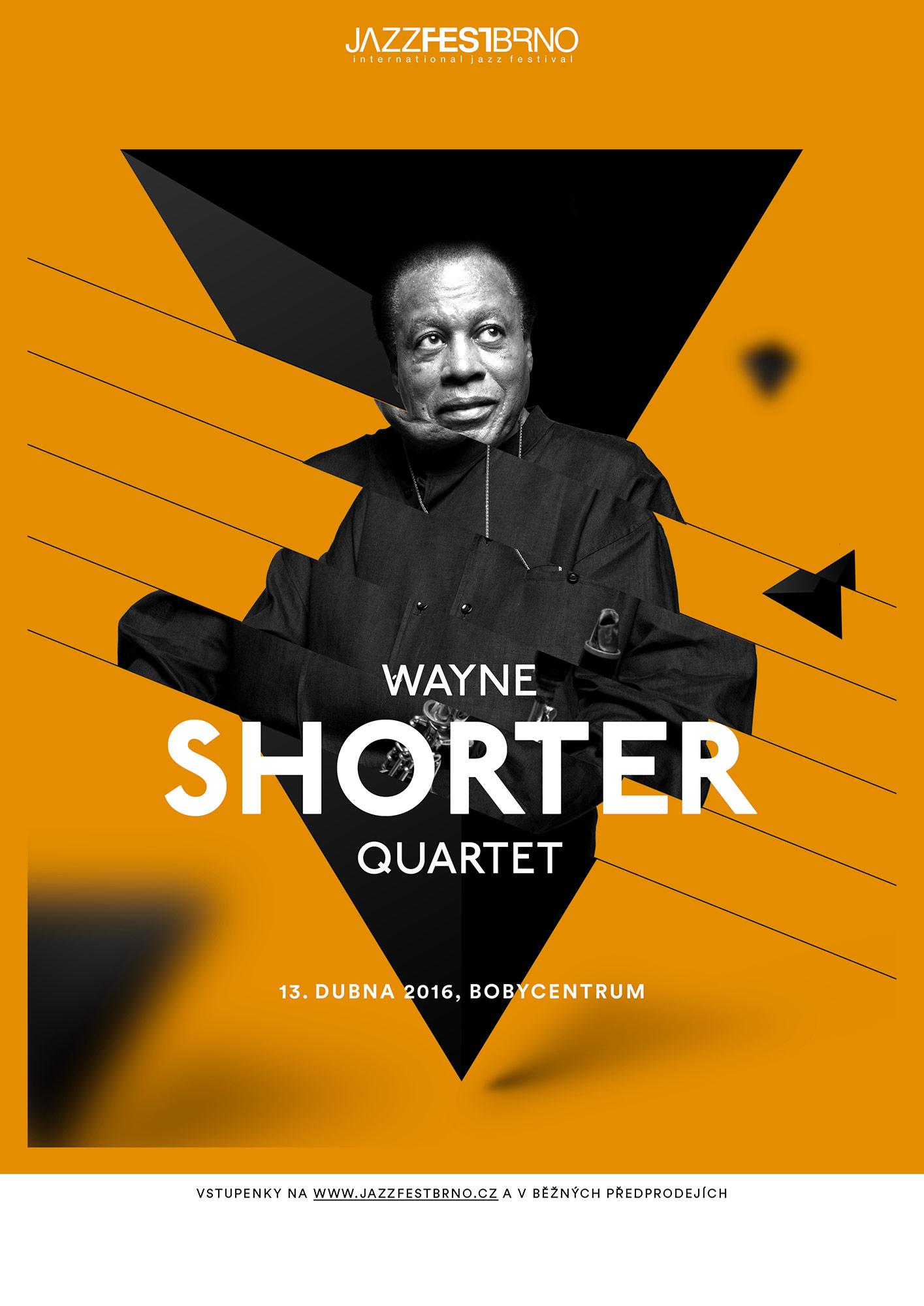 Jazzfestbrno 2016 - Wayne Shorter Quartet