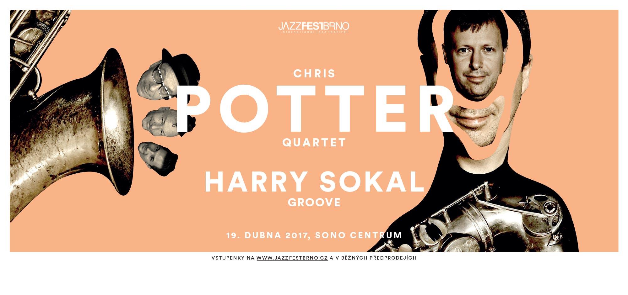 Jazzfestbrno 2017 - Chris Potter