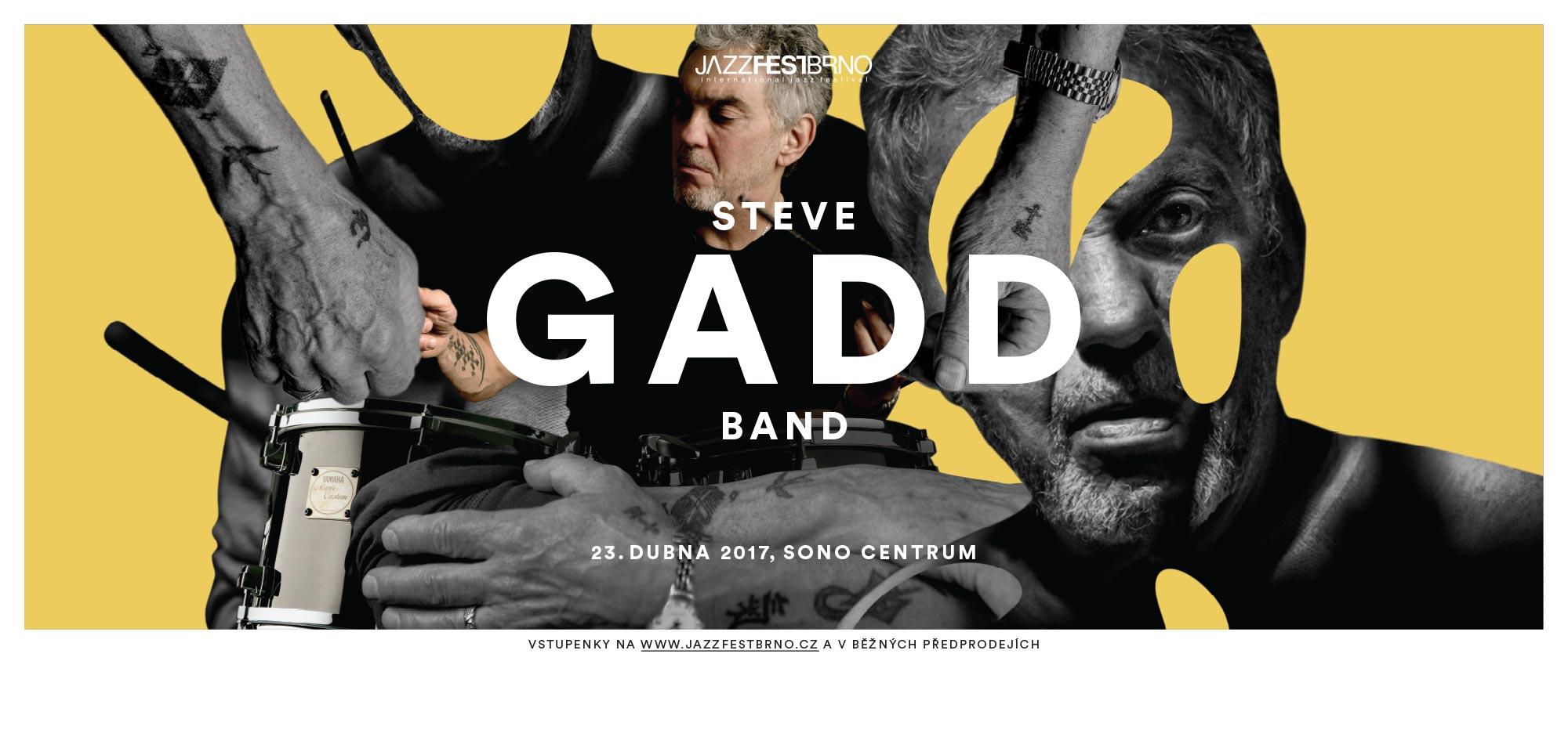 Jazzfestbrno 2017 - Steve Gadd