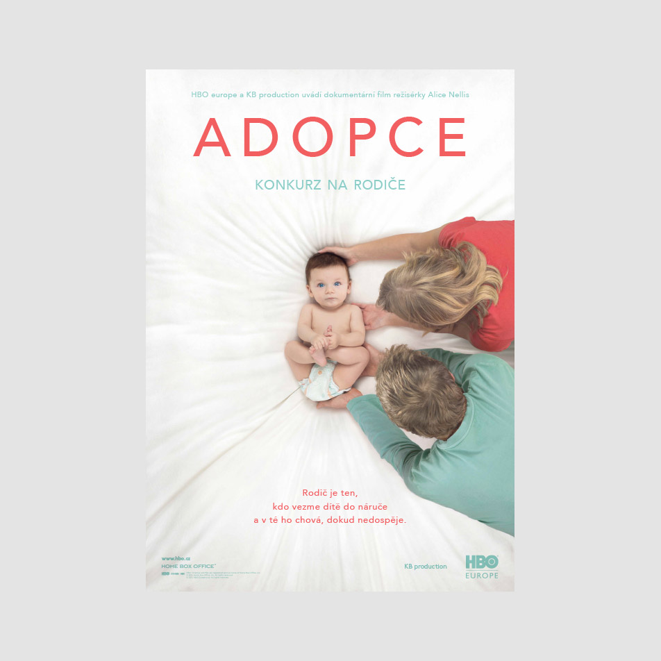 Adopce poster