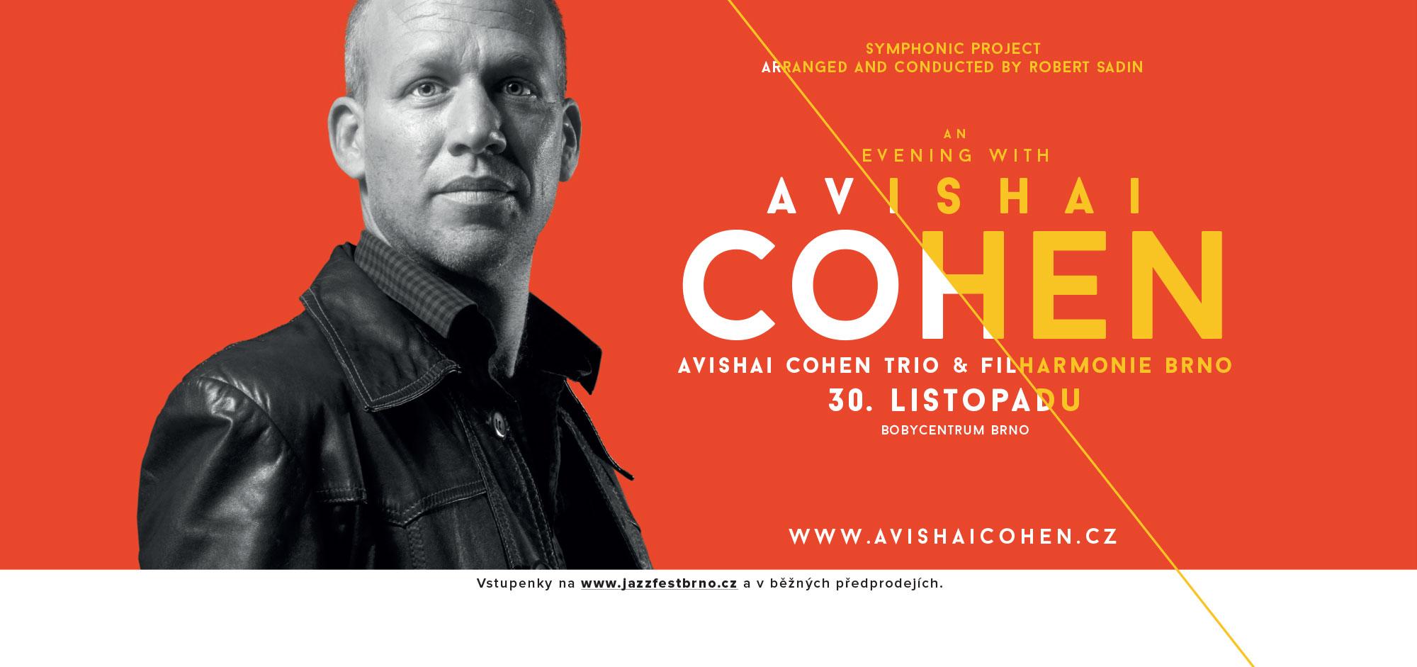 Avishai Cohen - Brno 2015