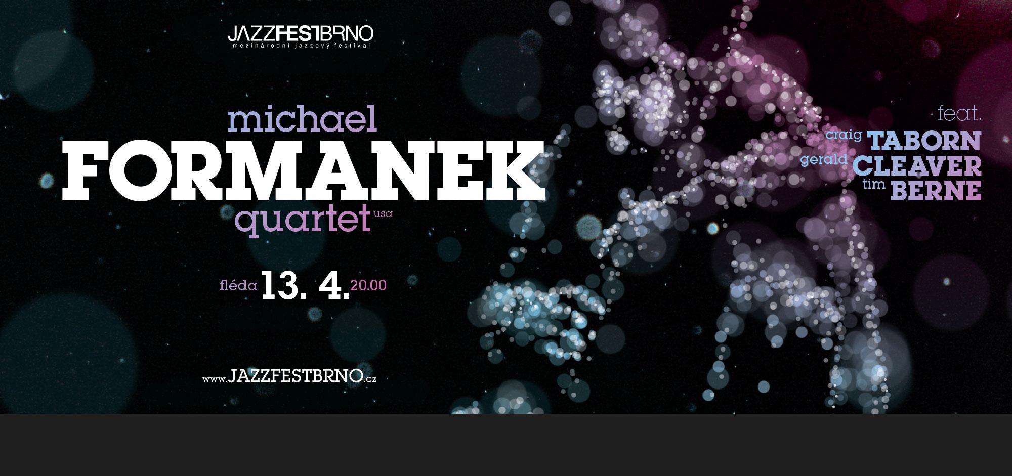 JazzFestBrno 2011 – Michael Formanek