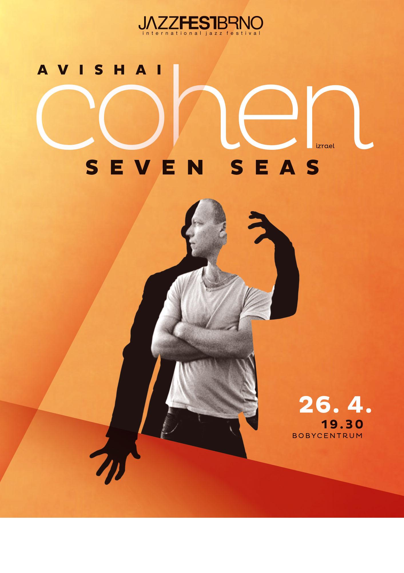 JazzFestBrno 2012 – Avishai Cohen