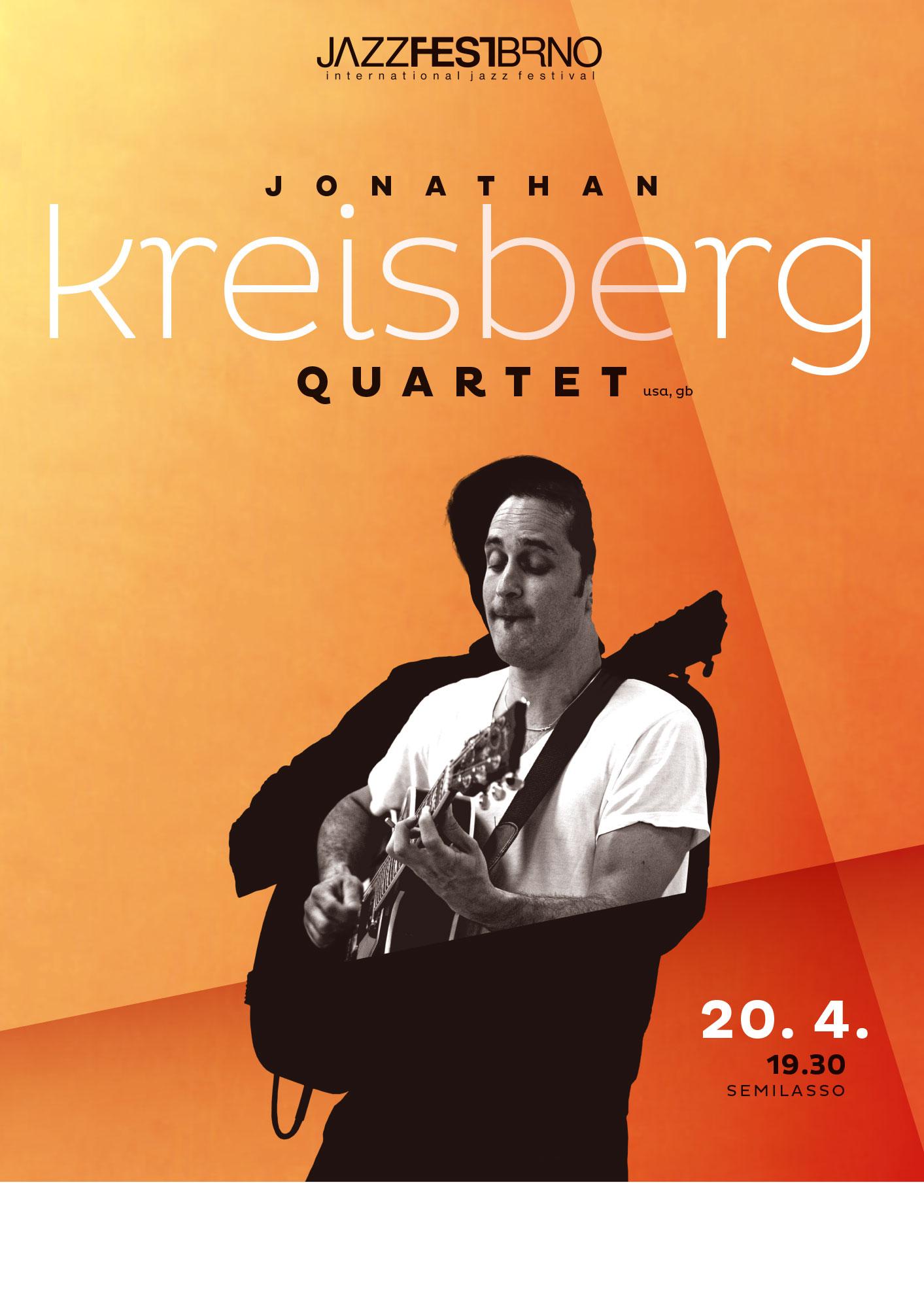 JazzFestBrno 2012 – Jonathan Kreisberg