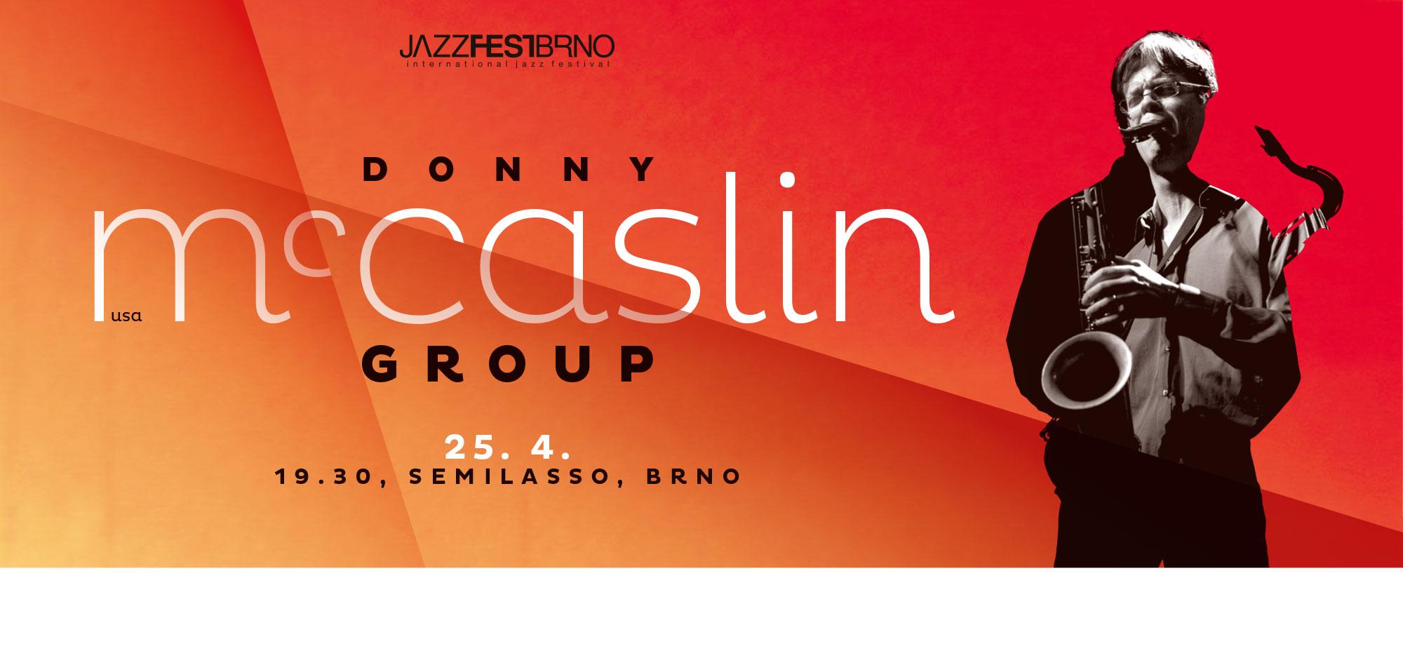 JazzFestBrno 2012 – Donny McCaslin