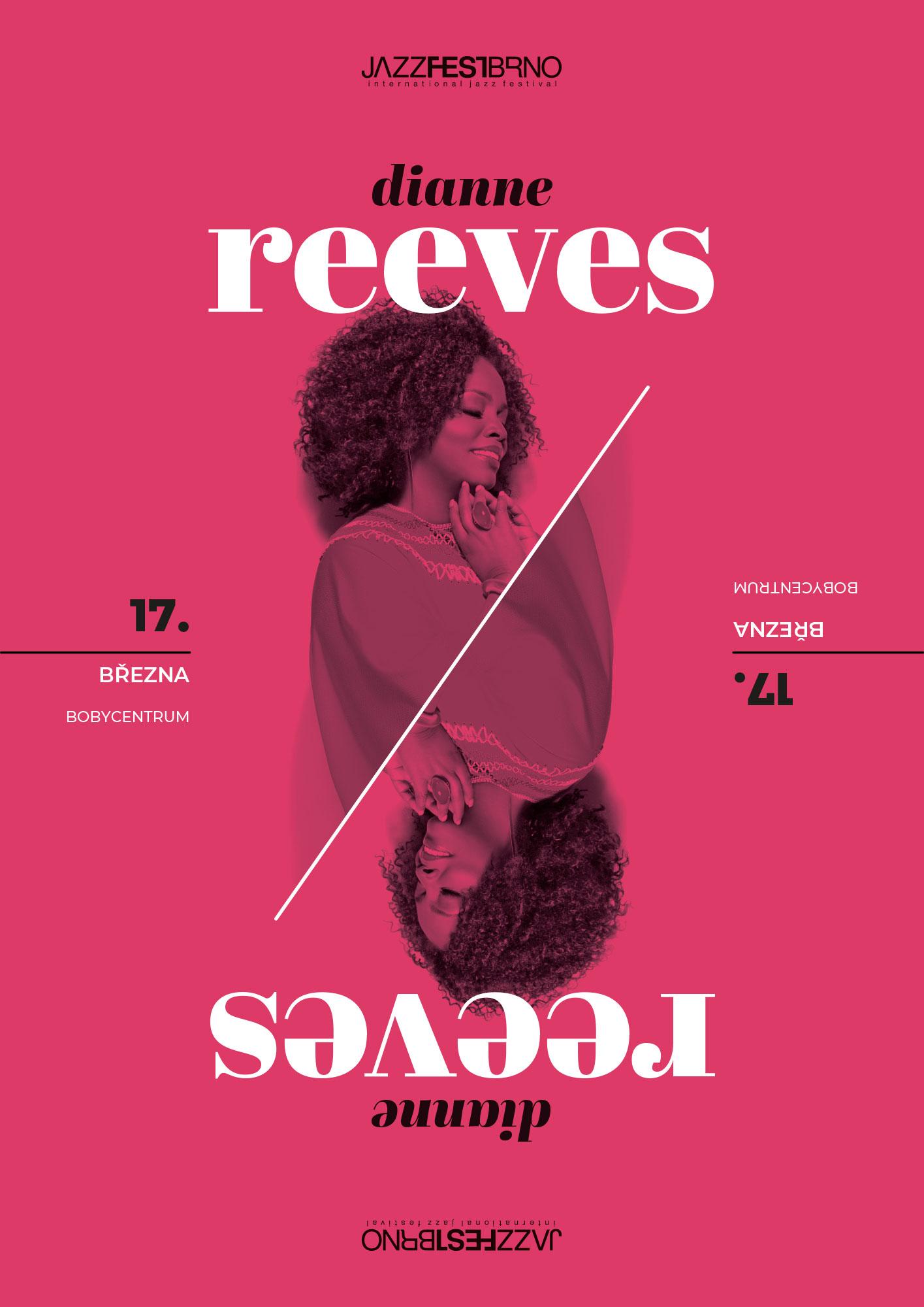 Jazzfestbrno 2015 - Dianne Reeves