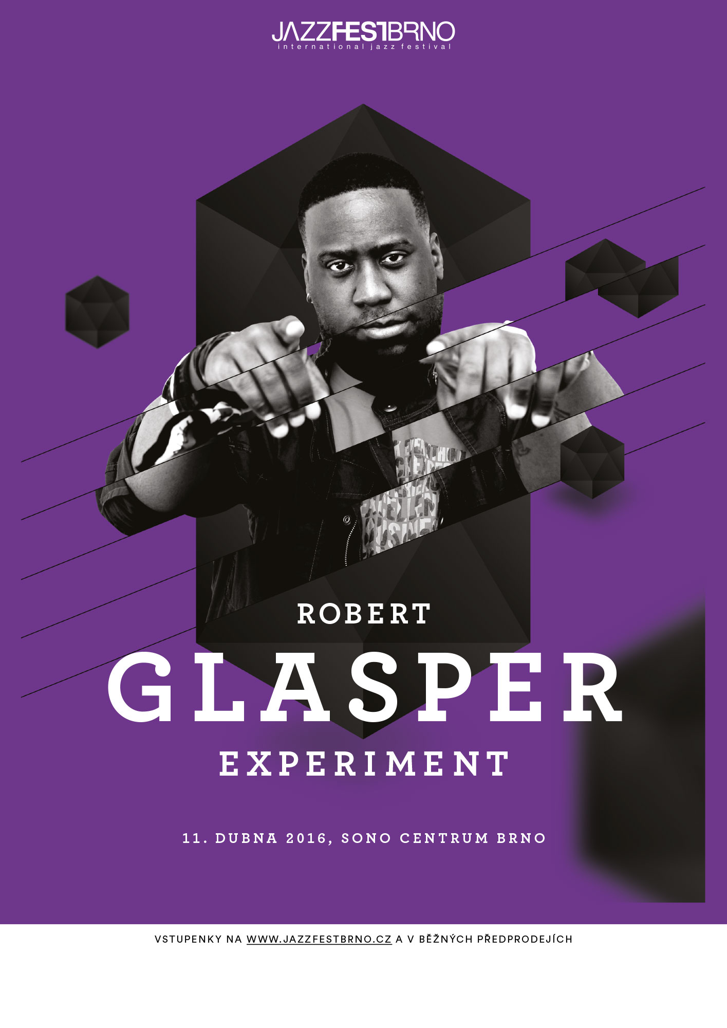 Jazzfestbrno 2016 - Robert Glasper Experiment