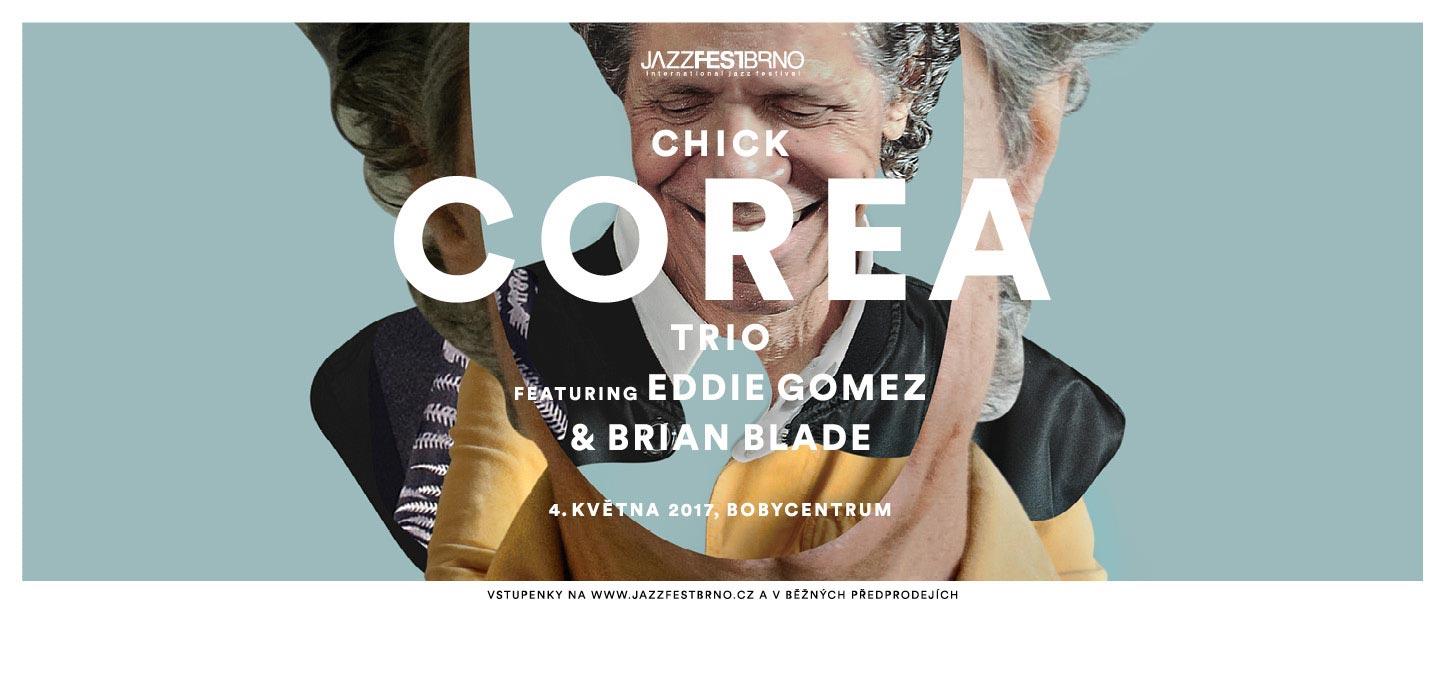 Jazzfestbrno 2017 - Chick Corea