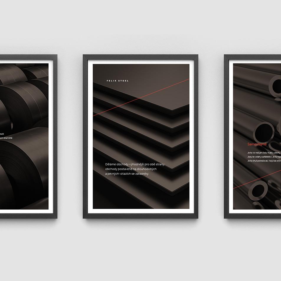 Felix Steel posters
