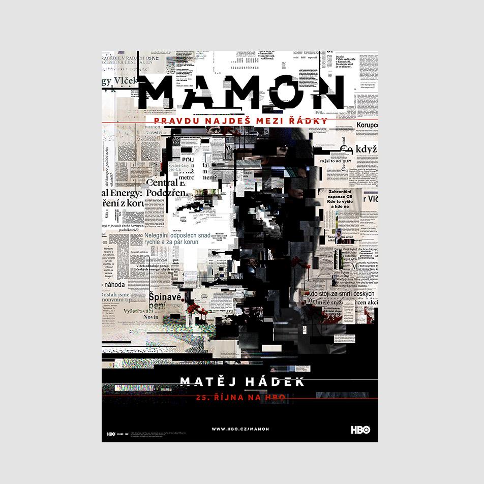 Mamon plakát